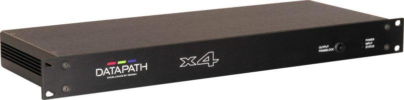 Datapath – X4 Display Controller