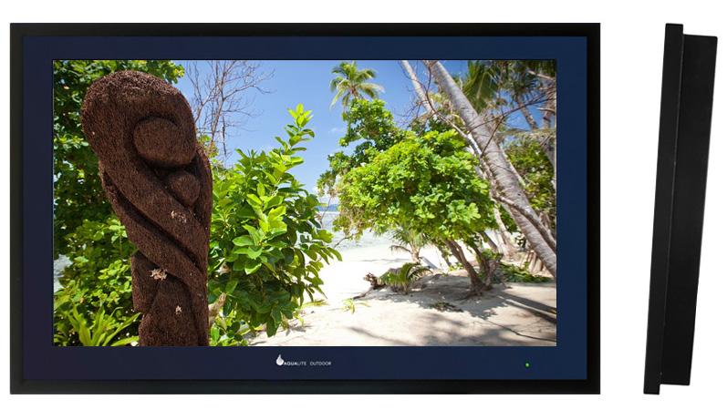 Aqualite outdoor IP66 rated 52″ Plasma Screen